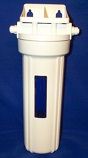 Inline arsenic water filter
