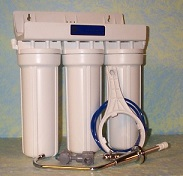 ultimate triple under counter arsenic water filter